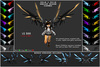 [ZEON] Classic - RX-6 / RV-2 Mecha Wings Combo
