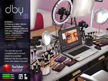 Makeup Youtuber SET [dby]
