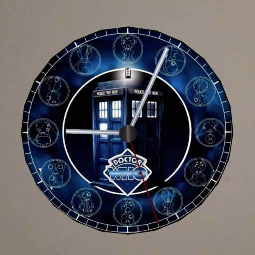 [Les Puces] Dr Who Clock V2.1