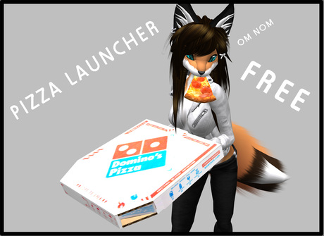 [ZEON] Pizza Launcher v5