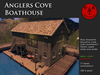 Anglers Cove Boathouse - Summer SALE - 20 %