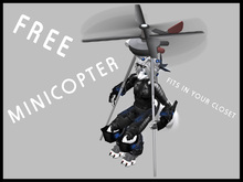 [ZEON] Minicopter v2