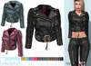L&B - Leather Jacket - Dita