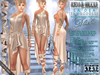 "Bella Moda: ""La'Dea"" - Blush Goddess Outfit - Maitreya/Physique/Hourglass/Isis/Venus/Freya+Std"