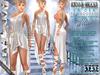 Bella moda la dea   white goddess outfit