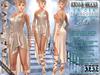 Bella moda la dea   blush goddess outfit