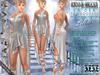 Bella moda la dea   silver goddess outfit