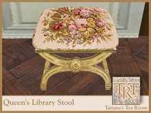 TTR-Queen's Library-Stool