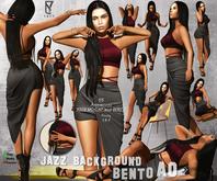 TuTy's - JAZZ BACKGROUND Sensual and Classy AO (BOXED)