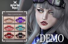 .{PSYCHO:Byts}. -DEMO Pris Makeup sets-