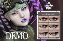 .{PSYCHO:Byts}. -DEMO Ava Makeup sets-