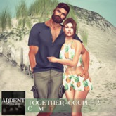 Ardent Poses - Together - Couple 2