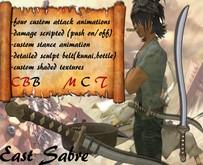 *CBB* East Sabre by Chosen Blades Blacksmith