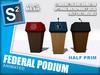 S2 Federal Podium