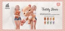 MishMish - Teddy Bear to Hug / Vanilla [Boxed]