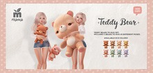 MishMish - Teddy Bear to Hug / Latte [Boxed]