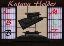 KATANA HOLDER | CHOSEN FURNITURE