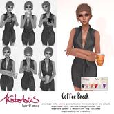 [KoKoLoReS] Coffee Break pose pack
