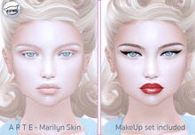 A R T E - Marilyn Skin Suntan [Catwa]