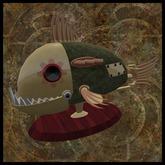 EF-Art: Steampunk Fish #1