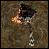 EF-Hats: Steampunk Wonderland Top Hat - Male