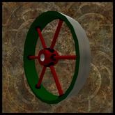 EF-Components: 6 Spoke Wheel