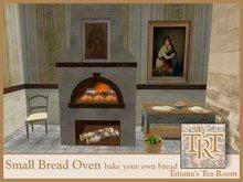 TTR-Small Bread Oven (bakes,dispenses)