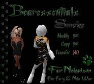 FurNekoism- Bearessentials- Burn