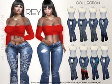 MH-Rey Jeans-Collection