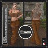 [RnR] Swag Chavez Native American, Country Outfit & Western Outfit,Works w/ Maitreya, Lara & Slink Physique!