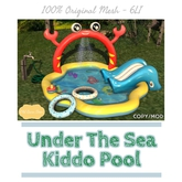 {OBD} Under the Sea Kiddo Pool