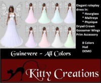 (KCF) Guinevere - All Colors - Kitty Creations
