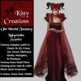 (KCF) Labyrinthe - Scarlet - Kitty Creations