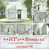 ++HY's++/Store-10* (BOX)