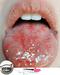 "Catwa "" Glitter Tongue Rose"""