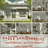 ++HY's++/Store-13* (BOX)