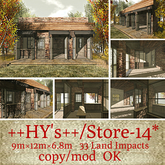 ++HY's++/Store-14* (BOX)