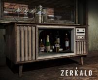 [ zerkalo ] Old Tv Bar - Carafe