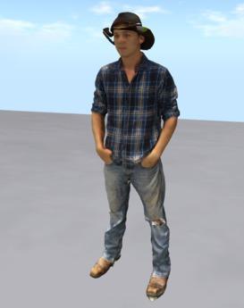 free farmer boy 6 PRIM copy mod free