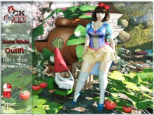 :: C.K Snow White Outift ::