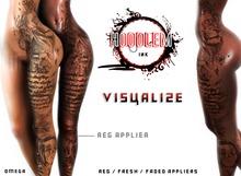 Hoodlem - Visualize Tattoo ( LEGACY / OMEGA )
