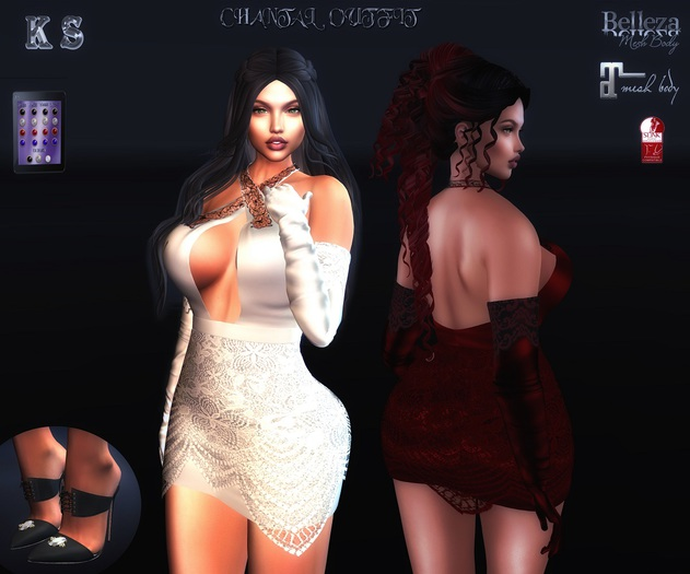 CHANTAL OUTFIT