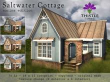 Thistle Homes - Saltwater Cottage - marine edition - original mesh