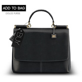 -David Heather-Dolce Purse/Black
