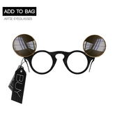 -David Heather-Artie Eyeglasses/Black