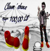 Clown Shoes Verkauf