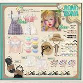 `M.BIRDIE / BonoBona look. Top4 Maitreya