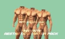 Tredente // Shape Starter Pack (Aesthetic)