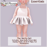 {WF} -Demo - The Verity Set [BEBE ONLY]