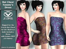 V-Tech Boi Chest Sammy's Dress